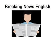 My go-to ESL materials site – Breaking News English