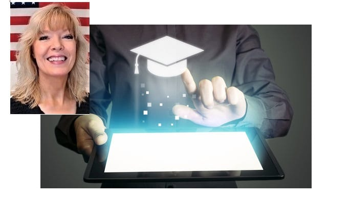 A Christian English teacher: my scope is bigger than teaching online…