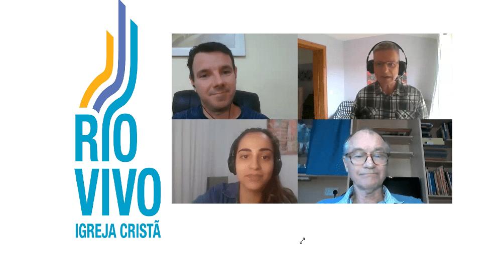 English outreach with Rio Vivo Igreja Cristã, Brazil